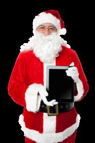 Santa Claus PNG Image